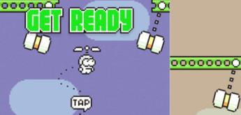 Flappy Bird creator Dong Nguyen is back with his new game: Swing Copters