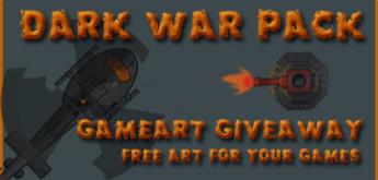 Game Art Giveaway #5 – Dark War Sprites pack