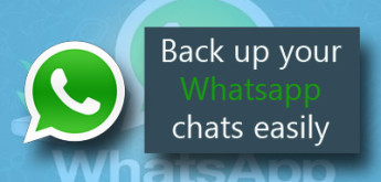 """How to fix """"Decrypt error 2 or Can't find database error"""" in Backup Text for Whatsapp and backup your conversations easily?"""