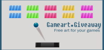 Game Art Giveaway #6 – Breakout Sprites Pack