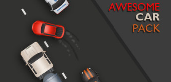 Game Art Giveaway #7 – Top Down Vehicles Sprites Pack
