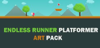 Game Art Giveaway #8 – Endless Runner Platformer Sprites Pack