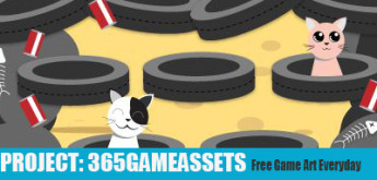 Project 365 Game Assets : Free Game Art Everyday