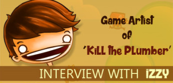 An Interview with Iskander Aminov -The Game artist behind the successful game 'Kill the Plumber'