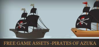 Free Game Art/Assets #13 – Pirates of Azuka