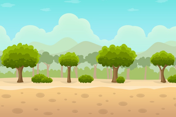 Download-Nature-Parallax-Background
